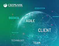SBERBANK KEY VISUAL CREATIVE&DESIGN
