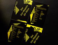 1UP – Live Magazin für Ideen