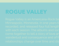 Album Art - Rogue Valley The Band