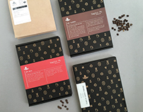 BRANDING & PACKAGING: TAYLOR ST BARISTAS