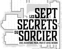 Les Sept Secrets du Sorcier — Dungeon RPG