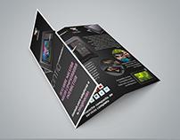 Wacom Tri-Fold Brochure