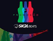 Promoção Skol Beats Volta ao Mundo