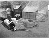 Illustration Projects for SCAD Drawing 100