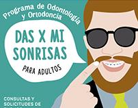 Afiche ortodoncia