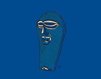 Human masks