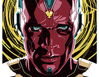 VISION - AVENGERS AGE OF ULTRON.