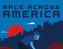 Race Across America 2017 Poster
