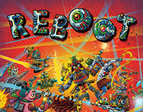 REBOOT Board Game