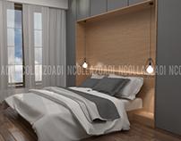 11/2017 Interior Design M Bedroom - Vaughan, CA