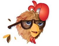 Chicken George (Illustration)