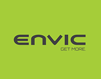 ENVIC Mobile (Launch work)