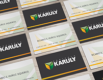 Karuly Agricola Business Card