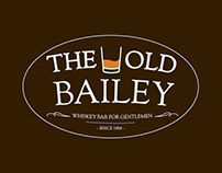 The Old Bailey | Visual identity & UX.UI design
