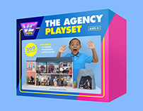 The Agency Playset