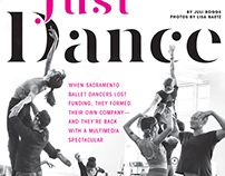 Arts & Culture Spread: Just Dance