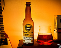 "French Craft Beer ""les 2 Rocs"" (brasserie artisanale)"