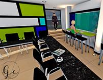 Salón de usos Múltiples - SURA/ASESUISA.