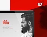 Blake Resume / CV / Portfolio Website