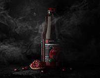 Pomegranate packaging design