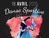 Dancesport Competition Poster 2015