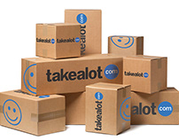 Takealot.com Logo Design