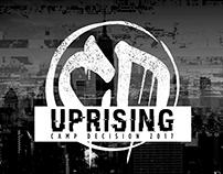Camp Decision 2017 | Branding