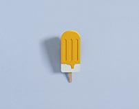 paper ice cream