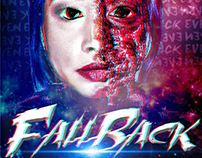 """Movie Poster """"Fall Back"""""""