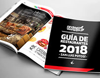 Facilite Guia Anual 2018 - Editorial Design