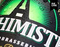 Alchimiste Microbrewery - Rebrand