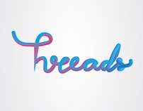 Threads Logo Design