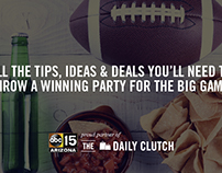 The Daily Clutch - Big Game