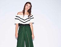 5 ways to wear wide legged trousers