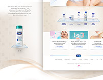 E45 Website Redesign