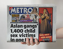 Metro - Newspaper