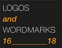 Logos & Wordmarks 16/18
