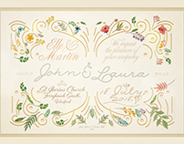 Wedding Invites.