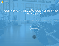 Academi.as - New Site