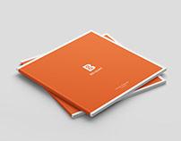 Corporate Brochure Design | BG EGYPT