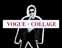 Vogue + Collage