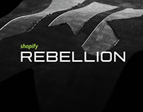 Shopify Rebellion - Identity & Motion Picture