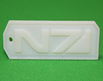 N7 Ornament