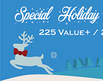 Holidays Discounts