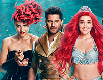 Mallplaza - Sirena El Musical