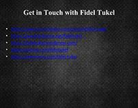Fidel Tukel Basics of Concert Promotion