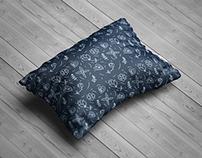 Long Pillow Mock-Up