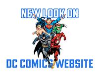 DC E-Commerce Redesign