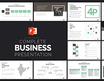 Complete Business | Keynote & Powerpoint Presentation