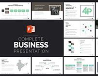 CompleteBusiness | Keynote & Powerpoint Presentation